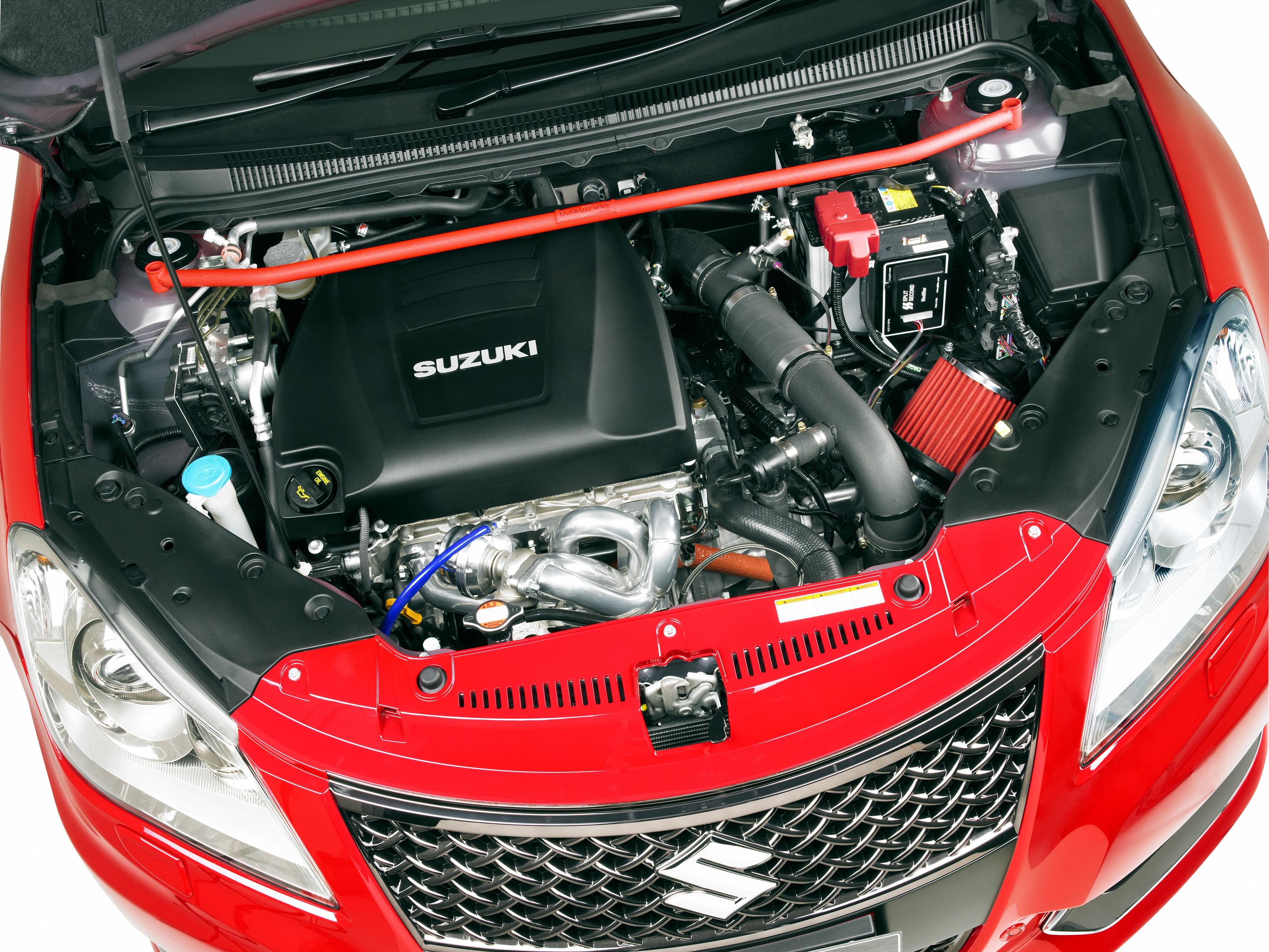 Suzuki Kizashi Air Filter And Intake