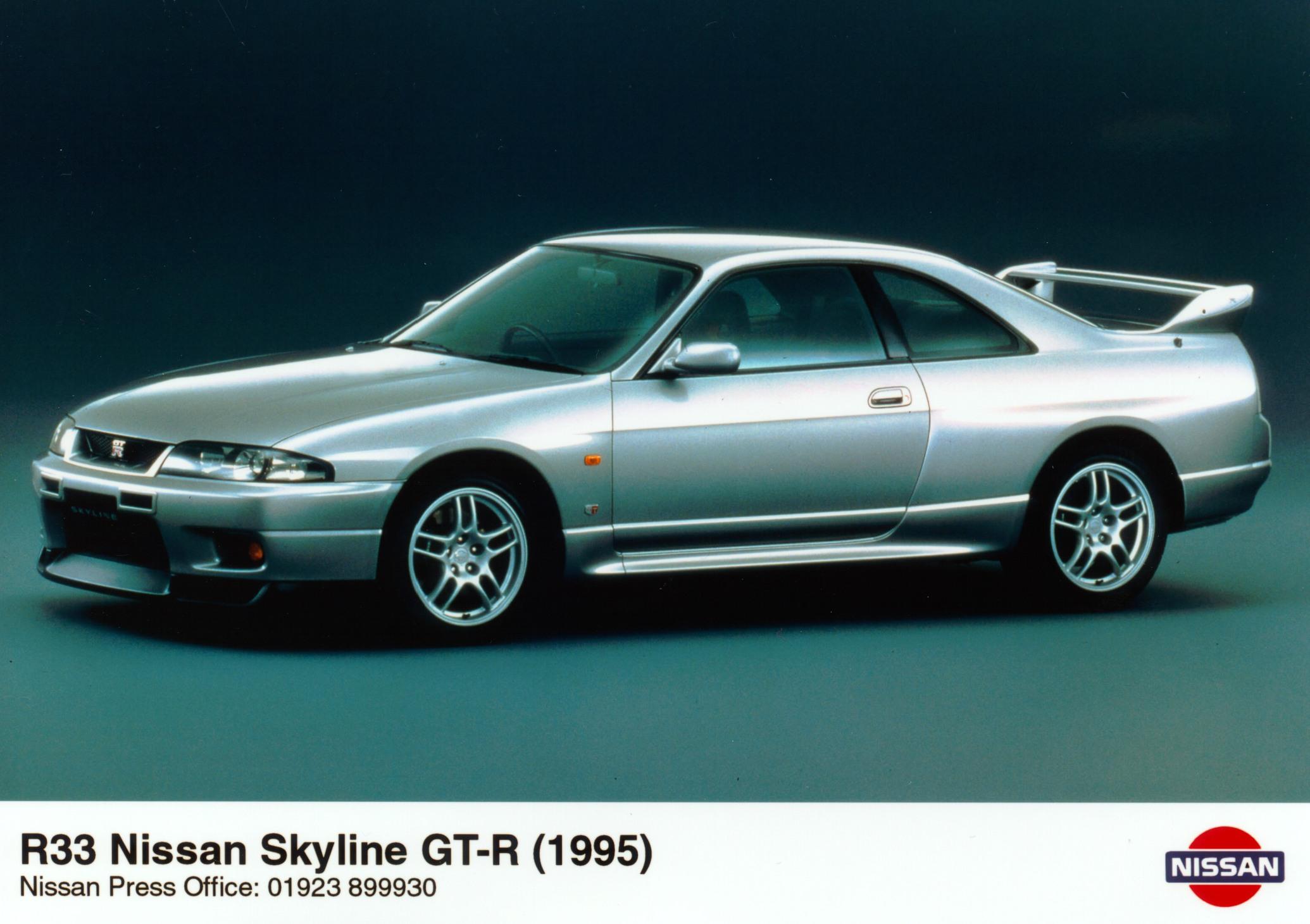 Nissan GT-R Chronology: R32-R35 | Joel Strickland's Blog