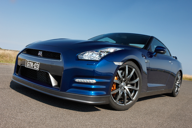 Acknowledged As A Performance Benchmark Since Its Global Launch In October  2007, The 2011 Model R35 Series Nissan GT R Offers More Power, More Down  Force, ...