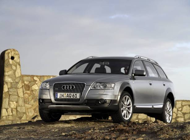 Second generation Audi Allroad