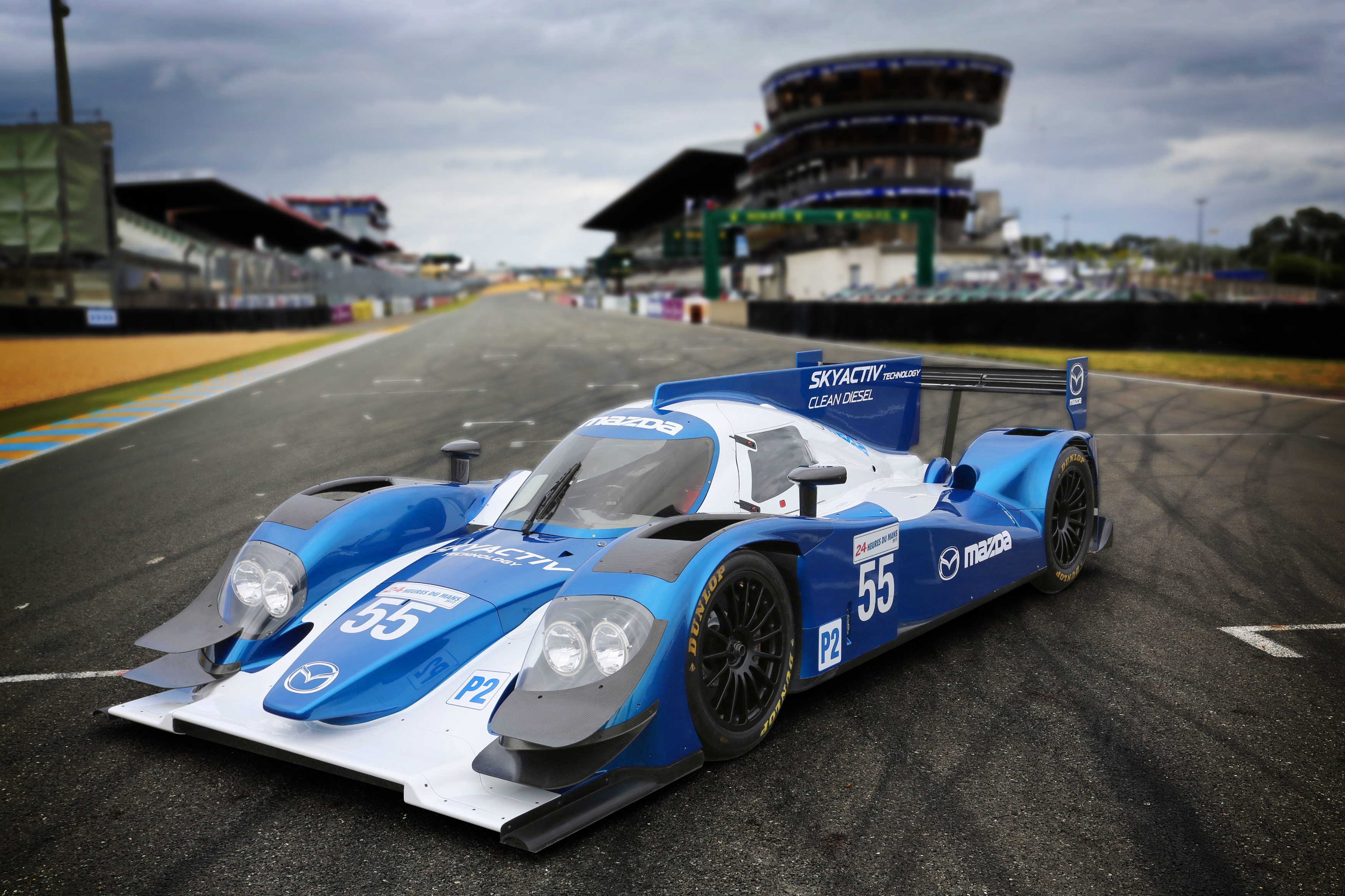 Mazda heading back to Le Mans 24hr in 2013 | Joel Strickland\'s Blog