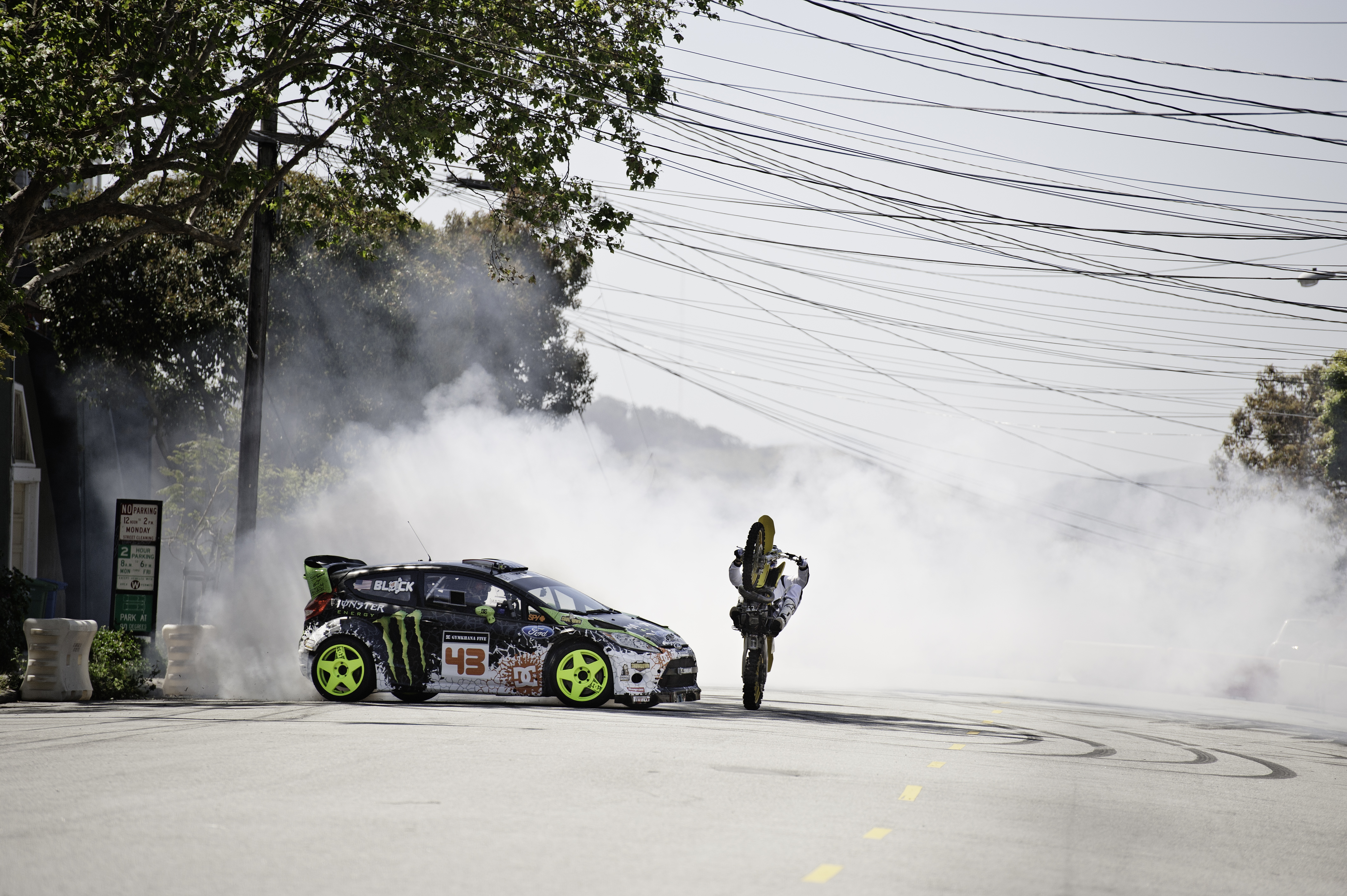 Ken Blocks Gymkhana 5 is now live and its awesome… with ... Gymkhana 5 Wallpaper