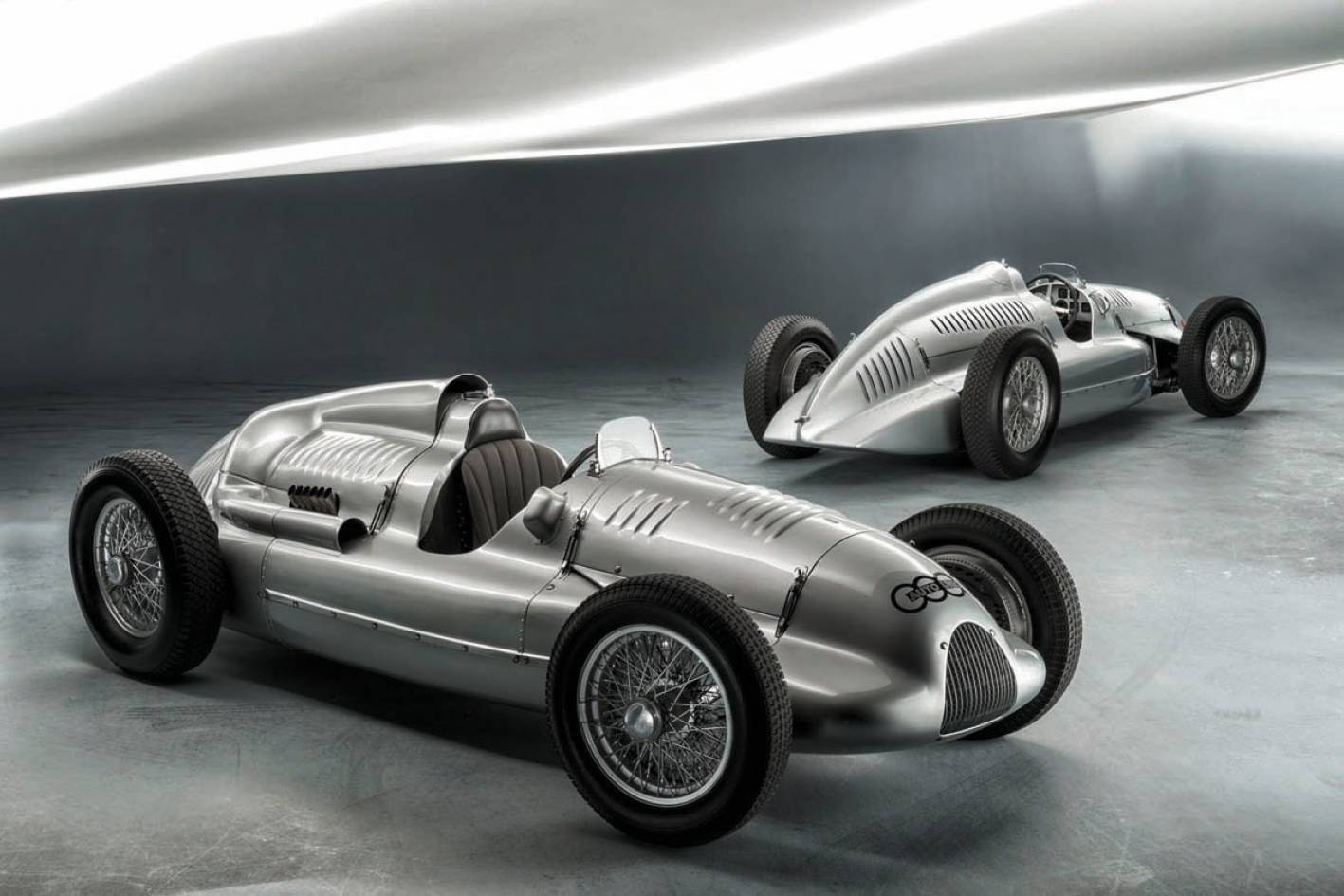The Last Auto Union Type D Returns Home