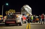 Tundra Tows Endeavour