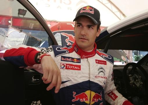 Dani sordo Citroen Racing