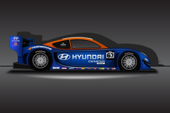 2013 Hyundai of Rhys Millen for Pikes Peak