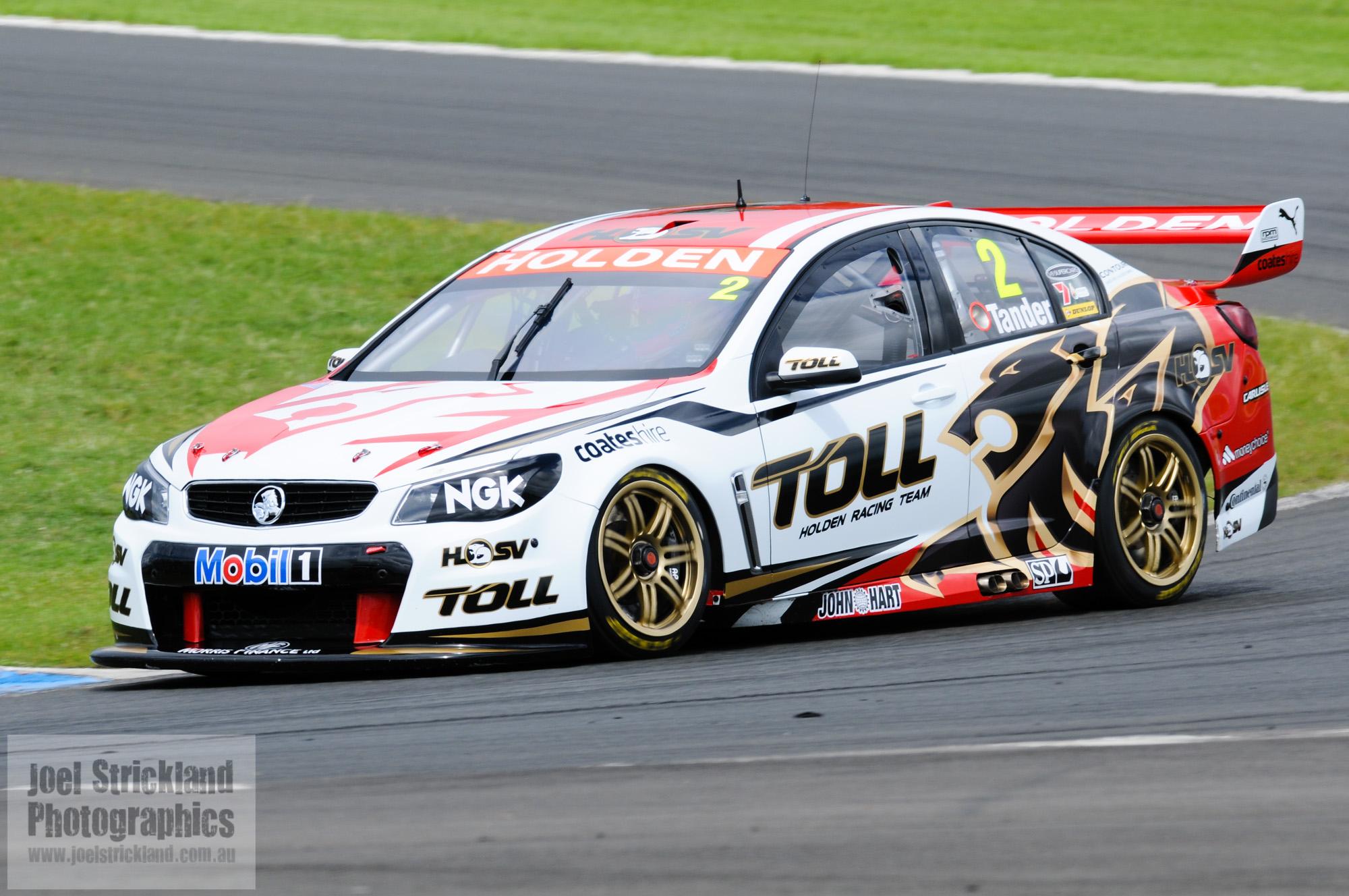 2013 V8 Supercar Teams & Drivers Social Media Guide   Joel ...