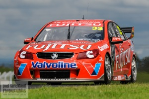 V8 Supercars Test Day February 2013