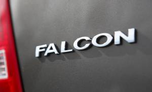 Ford falcon badge