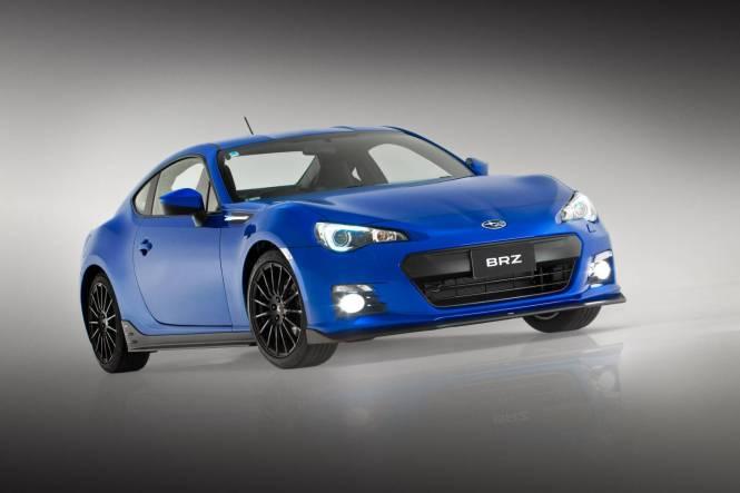 Subaru BRZ Sports