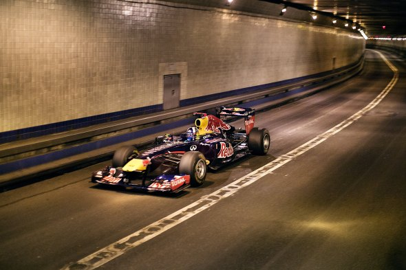 David Coulthard - Action