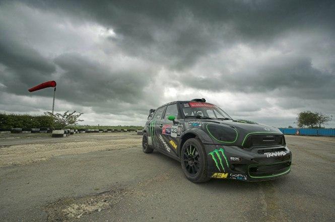 Liam Doran's Prodrive Mini RX