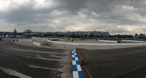 Global Rallycross Xgames Munich