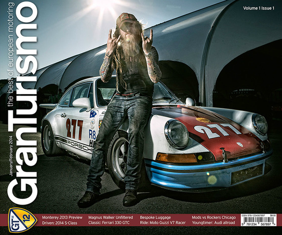 GranTurismo Magazine   The Best of European Motoring by Bryan Joslin — Kickstarter
