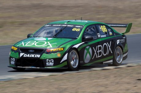 Marcos Ambrose #66 Ford Falcon