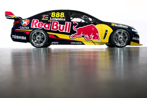 Craig Lowndes  2014 V8 Supercars Teams & Drivers Social Media Guide relaunch7