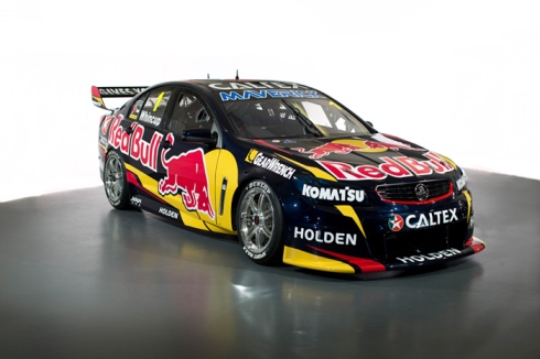 Jamie Whincup  2014 V8 Supercars Teams & Drivers Social Media Guide relaunch9