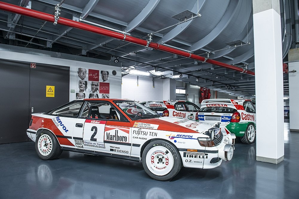 gallery toyota s rallying greats in the tmg collection joel strickland 39 s blog. Black Bedroom Furniture Sets. Home Design Ideas