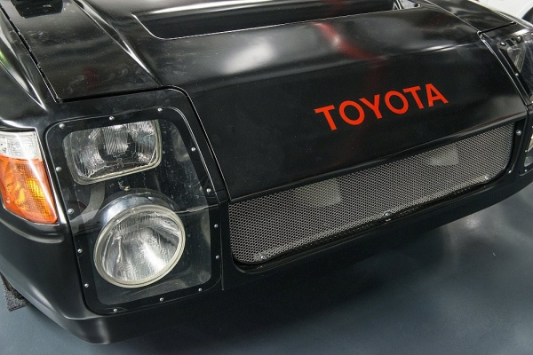 1985 Toyota MR2 Group S Concept