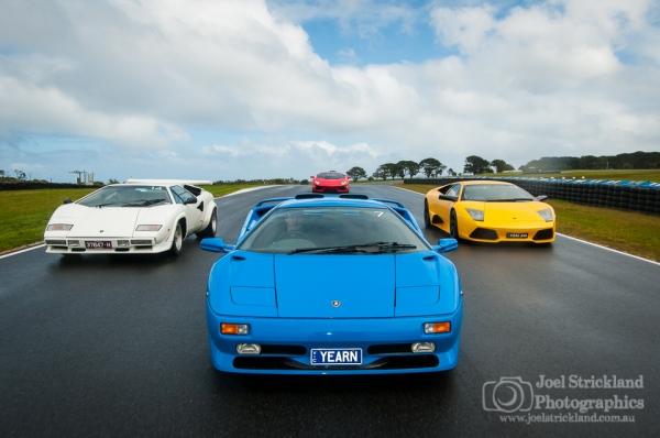 Zagame Lamborghini Track Day - Phillip Island - September 2014