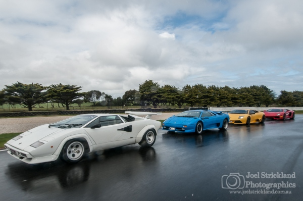 Zagame Lamborghini Track Day - Phillip Island - September 2014
