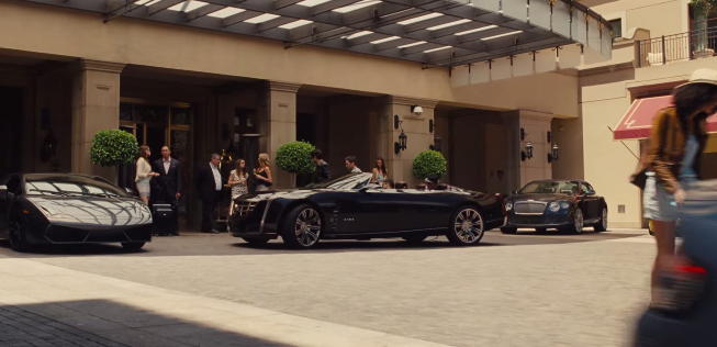 New Entourage Movie Trailer Features The Cadillac Ciel Joel