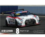 Nissan Nismo GTR GT Race Car