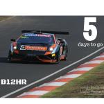 M Motorsport Lamborghini Gallardo GT3 Race Car