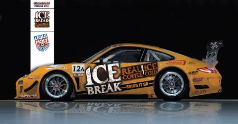 Competition Motorsport Icebreak Racing Porsche 911