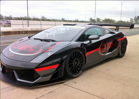 Lago Racing Lamborghini Race Car