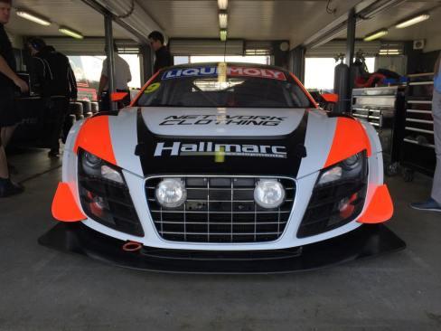 Hallmarc Racing Audi R8