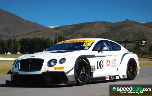 Flying B Racing Bentley