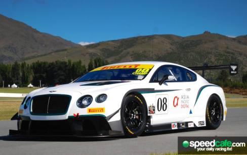 Flying B Racing Bentley