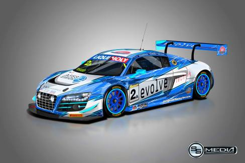 Evolve Technik Audi R8