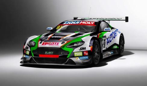 Craft Bamboo Racing Aston Martin GT3