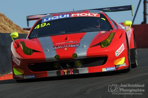 Vicious Rumours Racing Ferrari F458