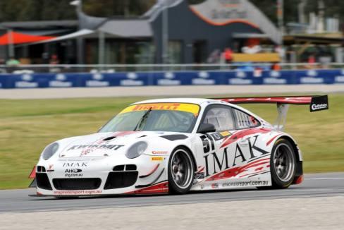 AMAC Motorsport Porsche GT3R