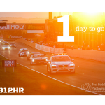 2014 Bathurst 12hr Race Start Sunrise