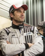 Actor & Racing driver Patrick Dempsey