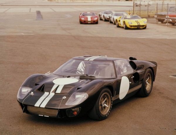 Ford GT40 historical