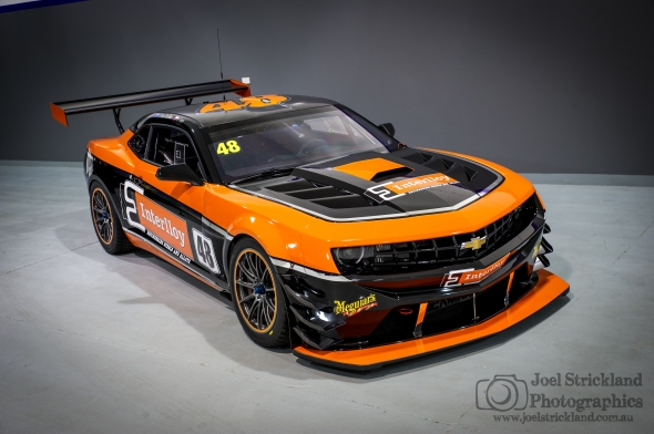M Motorsport Chevrolet Camaro GT3 2015 Promo Shoot