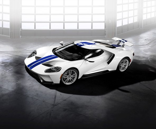 Ford GT Custom creation