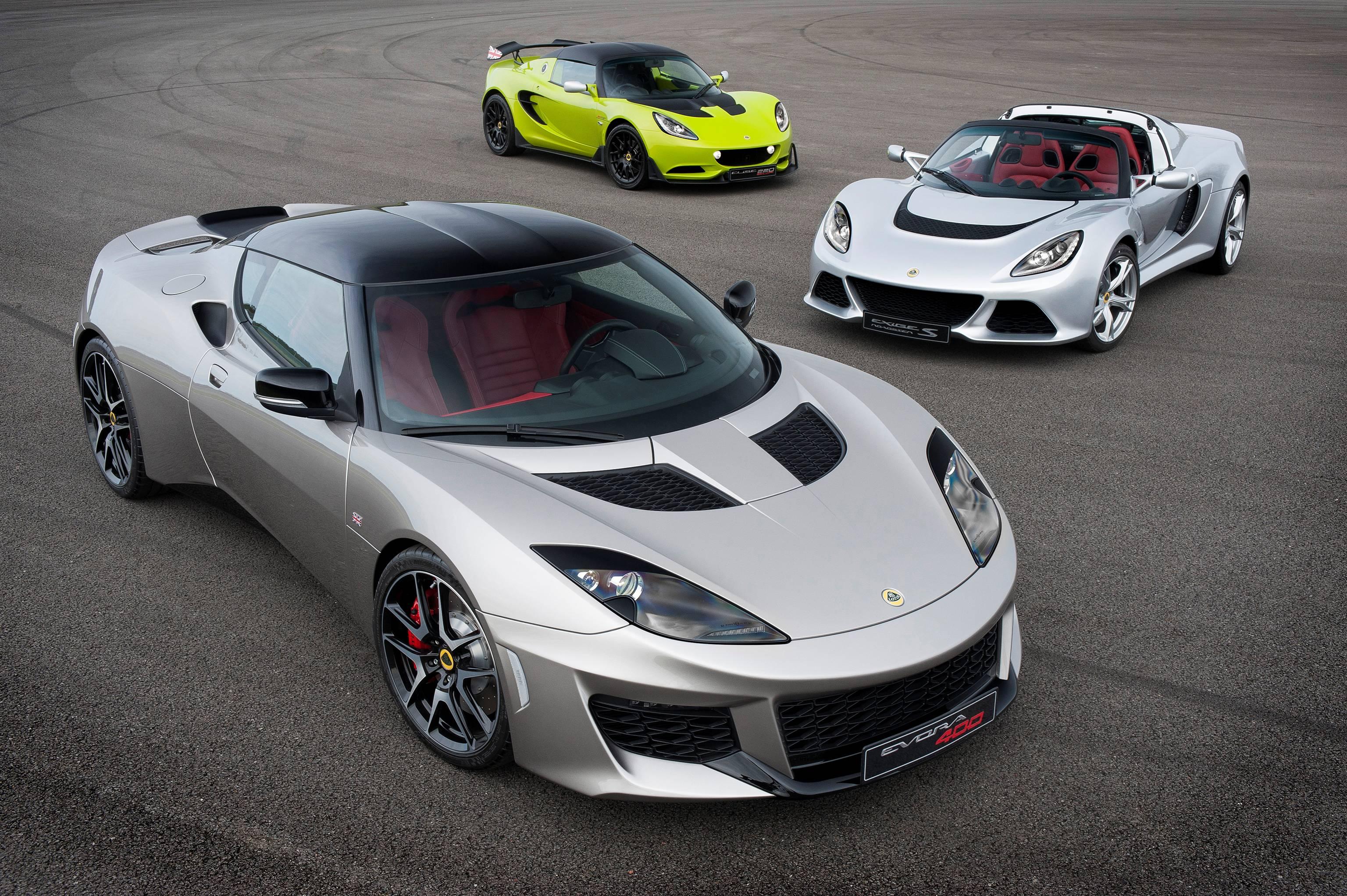 Lotus Cars Australia To Enter Targa Tasmania