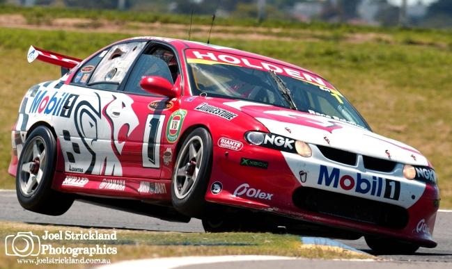 Mark Skaife Holden Commodore Sandown 2002