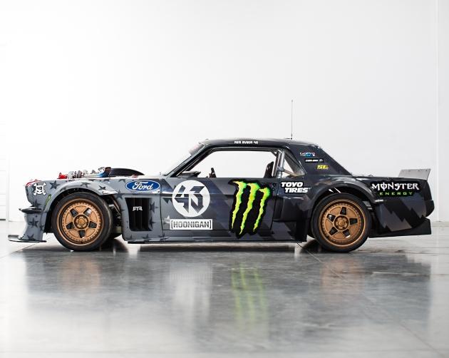 Hoonicorn V2 Mustang