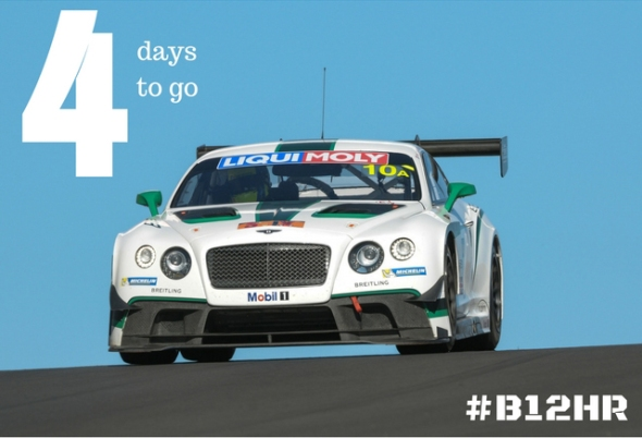 bathurst 12hr msport bentley continential