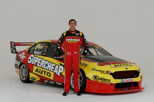 mostert-16-002072nd  2017 Supercars Championship Drivers & Team Social Media Guide mostert 16 002072nd