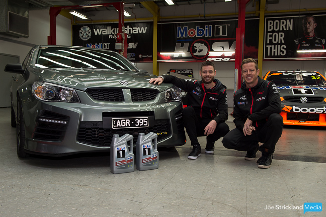 Mobil 1 Launches Ask for Mobil Promotion in partnership with HSV Racing
