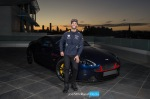 Daniel Ricciardo Aston Martin V8 Vantage S Red Bull Racing Edition - March 23rd 2017