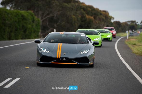 17 Lamborghini Oceania Giro Day 1 07